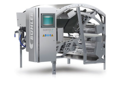 Buhler Sortex Optical Sorter for food industry manufacturing and inspection