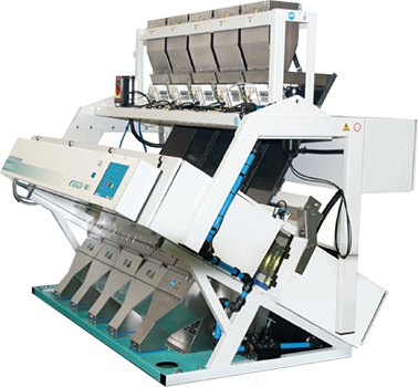 Buhler Sortex Optical Sorter for the food industry